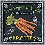 French Vegetables 4 Canvas Wall Art