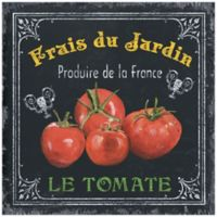 French Vegetables 1 Canvas Wall Art