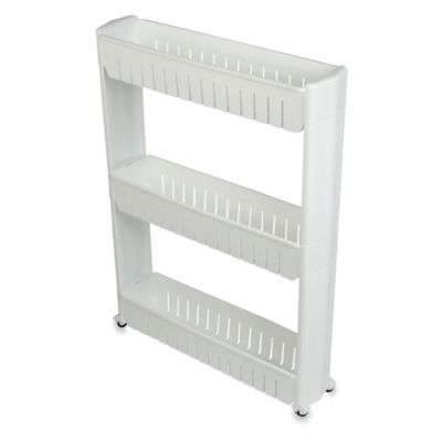 3 Tier Slide Out Storage Tower