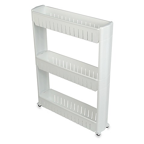 Buy 3 Tier Slide Out Storage Tower From Bed Bath Amp Beyond