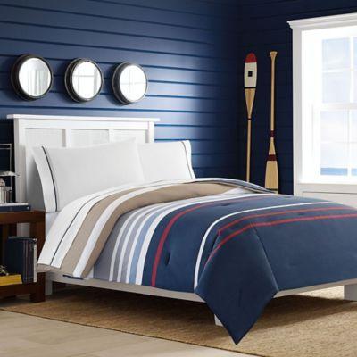 nautica bradford twintwin xl complete comforter set