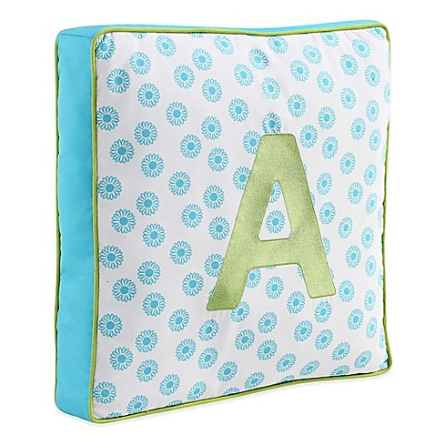 Letter A Throw Pillow : Buy Letter