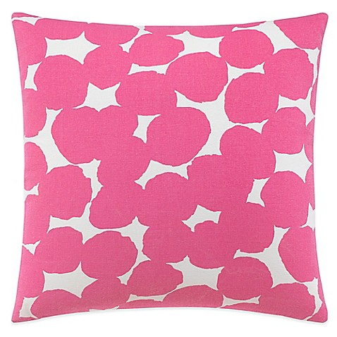 Throw Pillows One Kings Lane : kate spade new york Random Dot Square Throw Pillow - Bed Bath & Beyond