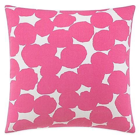 kate spade new york Random Dot Square Throw Pillow - Bed Bath & Beyond
