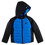Under Armour® Size 18M Puffer Jacket in Blue/Black