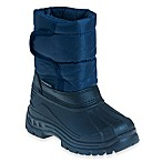 Josmo Shoes Size 6 Rugged Bear Snow Boot in Navy/Black