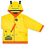 SKIP*HOP Zoo Large Bee Raincoat in Yellow