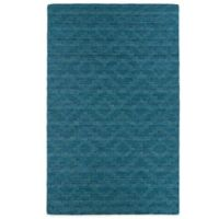 Kaleen Imprints Modern 2-Foot x 3-Foot Rug in Blue
