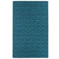 Kaleen Imprints Modern 2-Foot x 3-Foot Rug in Blue