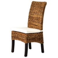Wickham Banana Leaf Dining Chair in Natural