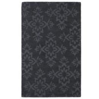 Kaleen Imprints Classic 2-Foot x 3-Foot Rug in Charcoal