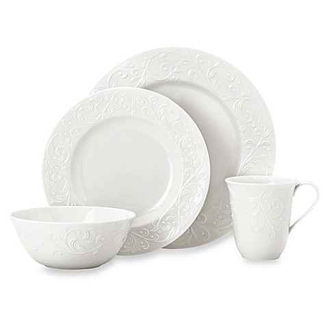 Lenox® Opal Innocence™ Carved Porcelain Dinnerware Collection - Bed Bath u0026 Beyond  sc 1 st  Bed Bath u0026 Beyond & Lenox® Opal Innocence™ Carved Porcelain Dinnerware Collection - Bed ...
