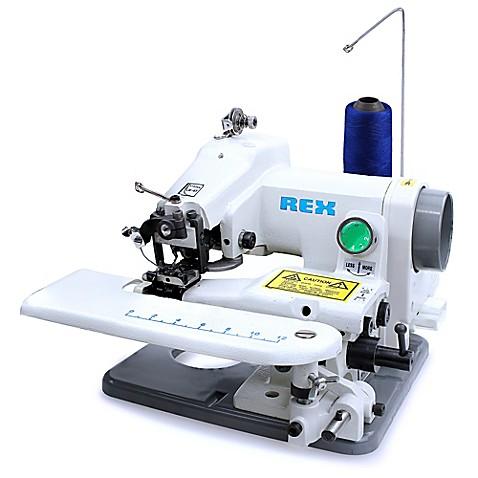 rex portable rx518 blindstitch sewing machine bed bath beyond. Black Bedroom Furniture Sets. Home Design Ideas
