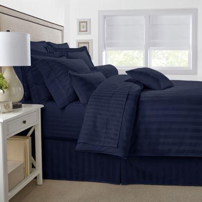 comforter blue solid bedding linen amusing navy awesome royal bed and gallery silver decor