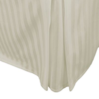 buy ivory bed skirt from bed bath & beyond