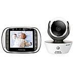 Motorola® MBP853Connect Digital Video Baby Monitor with Wi-Fi Internet Viewing