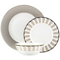 Brian Gluckstein by Lenox® Audrey 3-Piece Place Setting