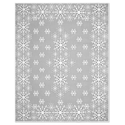 Heritage Lace® Glisten 70 Inch X 90 Inch Tablecloth In Glitter/White