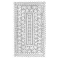 Heritage Lace® Rose 52-Inch x 72-Inch Rectangular Tablecloth in Off-White