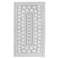 Heritage Lace® Rose 60-Inch x 108-Inch Rectangular Tablecloth in Off-White
