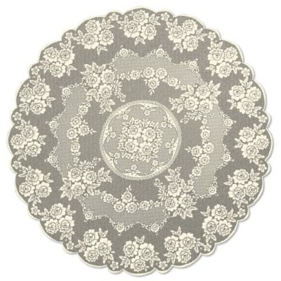 """buy 72"""" round tablecloth from bed bath & beyond"""