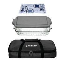 Anchor® 4-Piece Bakeware Set