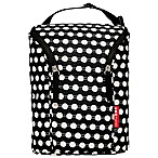 SKIP*HOP® Connect Dots Grab & Go Double Bottle Bag in Black/White