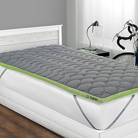 Bedgear Fusion Dri Tec Twin Xl Mattress Topper