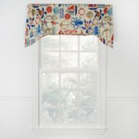 Sea Point Arch Valance in Natural