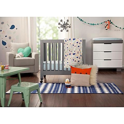 Babyletto Fleeting Flora Mini Crib Bedding Collection