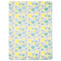 Babyletto Tulip Garden 2-in-1 Play and Toddler Blanket
