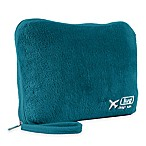 Lug® Nap Sac Travel Blanket and Pillow Set in Ocean Teal