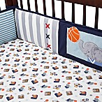 Lambs & Ivy® Future All Star 4-Piece Crib Bumper