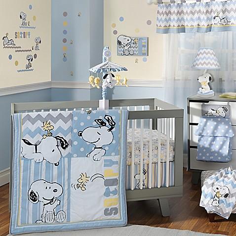 Baby Snoopy™ Crib Bedding