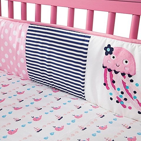 Lambs and Ivy Crib Bedding Set Bumpers