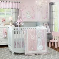 Lambs & Ivy® Swan Lake 4-Piece Crib Bedding Set