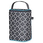 J.L. Childress Tall TwoCOOL™ Insulated 2-Bottle Cooler in Grey Clover