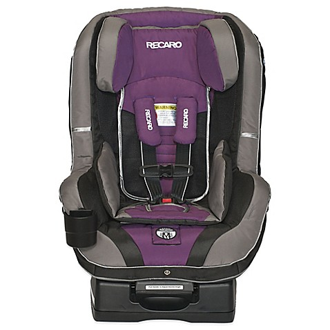 buy recaro performance ride convertible car seat in plum from bed bath beyond. Black Bedroom Furniture Sets. Home Design Ideas