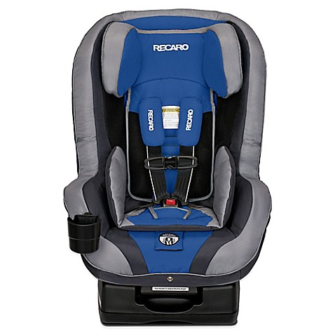 recaro performance ride convertible car seat in sapphire bed bath beyond. Black Bedroom Furniture Sets. Home Design Ideas