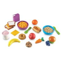 Learning Resources 20-Piece New Sprouts Munch It My Very Own Play Food Set