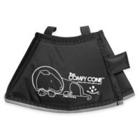 All Four Paws™ Extra-Small The Comfy Cone in Black