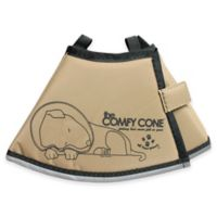 All Four Paws™ Extra-Small The Comfy Cone in Tan