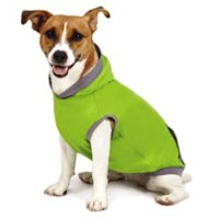Insect Shield® Small Lightweight Pet Hoodie in Fern