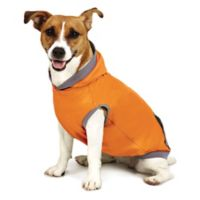 Insect Shield® Small Lightweight Pet Hoodie in Carrot