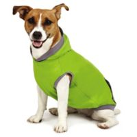 Insect Shield® Small-Medium Lightweight Pet Hoodie in Fern