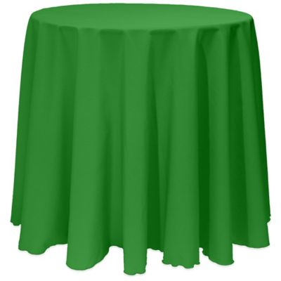 Buy Emerald Green Tablecloths From Bed Bath Amp Beyond