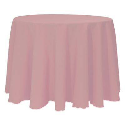 Buy Basic Polyester 90 Inch X 132 Inch Oblong Tablecloth