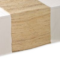 Raffia 90-Inch Table Runner in Natural