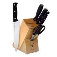 J.A. Henckels International Fine Edge Pro 7-Piece Knife Block Set