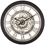 Antique Gear Wall Clock